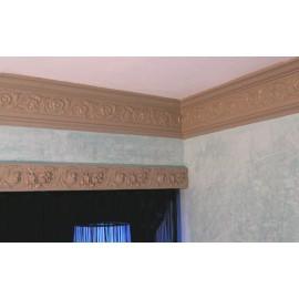Corniche style baroque dim 9.5 x 10.3