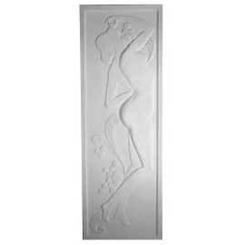 Bas relief art deco nymphe gm