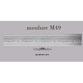 Moulure frise de style ref M49