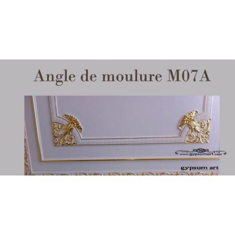 Angle de moulure Ref M07A