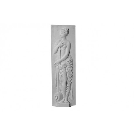 Bas relief nymphe pm