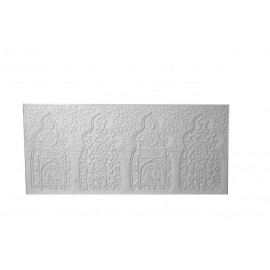 Bas relief dessus de porte de style gypsum art for Bas relief mural