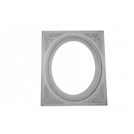 Miroir- Dim Interieur: H50 l39 – Exterieur H69 l57
