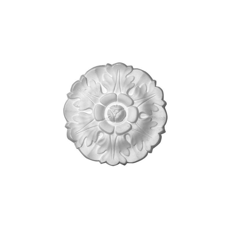 Rosace r630 gypsum art for Rosace plafond platre
