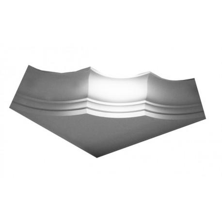 Angle pour corniche en staff cd108 ref cd108a for Decoupe angle corniche