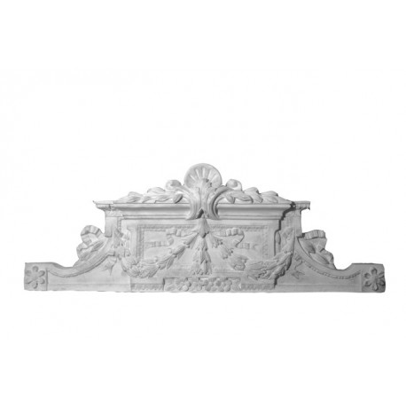 bas relief dessus de porte de style gypsum art. Black Bedroom Furniture Sets. Home Design Ideas