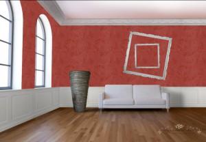 Idée déco peinture stuc