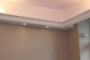 corniche eclairage plafond