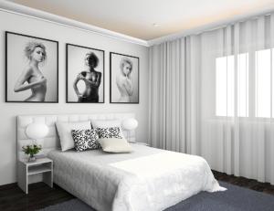 Décoration d\'une chambre à coucher (adulte) | Gypsum Art