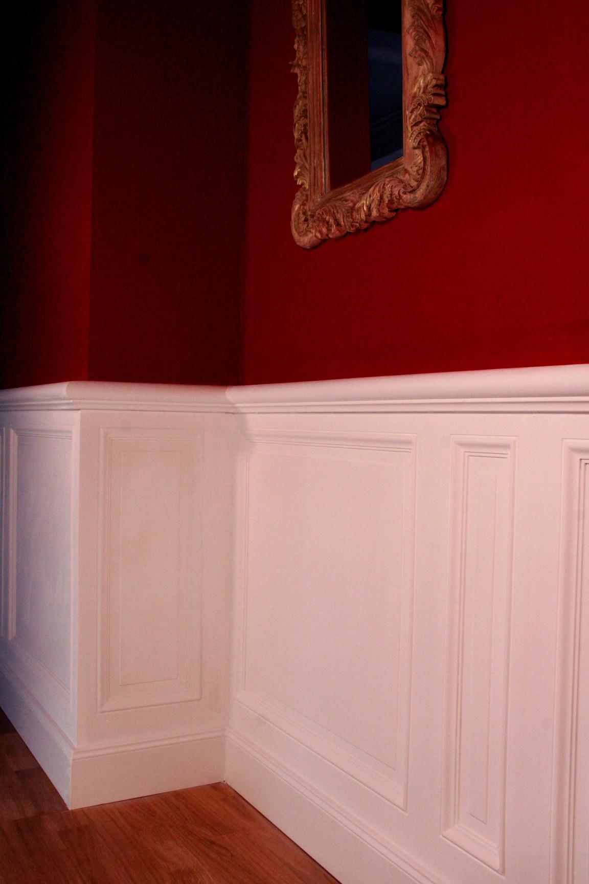 Moulure boudin Ref21 - Gypsum Art