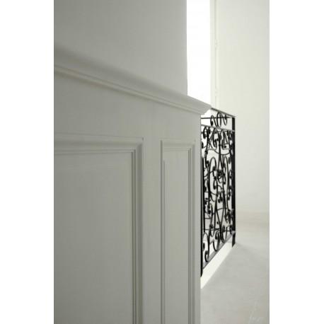 panneautage mural ref p411 dim 65 x 60 cm gypsum art. Black Bedroom Furniture Sets. Home Design Ideas