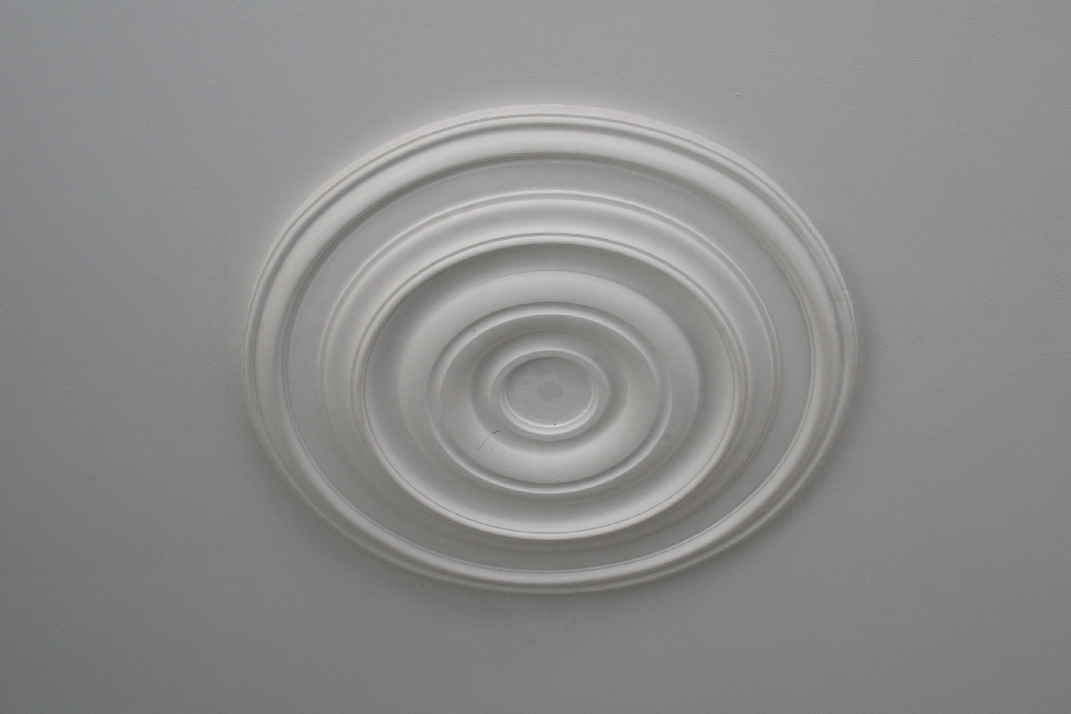 Rosace Plafond Moderne rosace r642 diam 55cm - gypsum art
