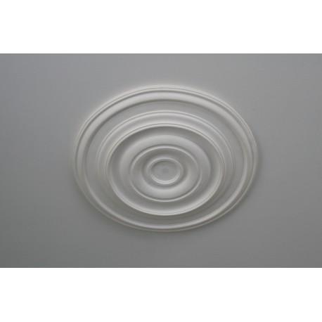 rosace r634 diam 46 cm gypsum art. Black Bedroom Furniture Sets. Home Design Ideas