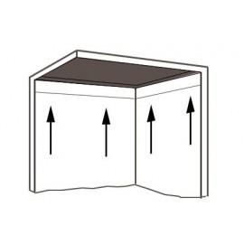 boite a coupe pour corniche