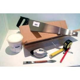 Colle à plâtre GYPSUM ARTgypsum art pot de 10 kg