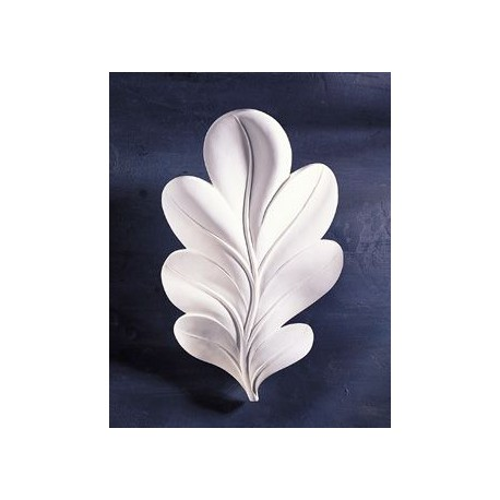 Applique en platre ref 1720 aa 01 gypsum art for Decoration murale en platre