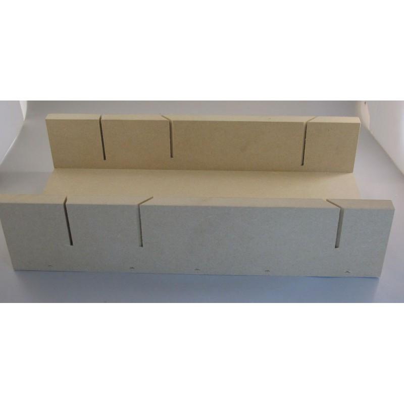 boite a coupe pour moulure largeur max 17 cm gypsum art. Black Bedroom Furniture Sets. Home Design Ideas