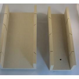 Boite a coupe pour moulure largeur max 10 cm