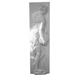 Bas relief nymphe gm
