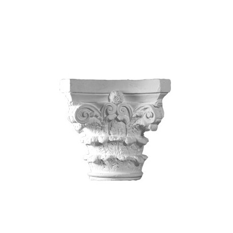 Chapiteau corinthien pour diam 10 - Ref:COL958