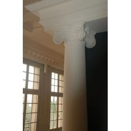 Demi colonne fût lisse - Ref:COL910