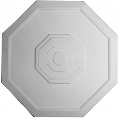rosace r657 diam 43 cm gypsum art. Black Bedroom Furniture Sets. Home Design Ideas