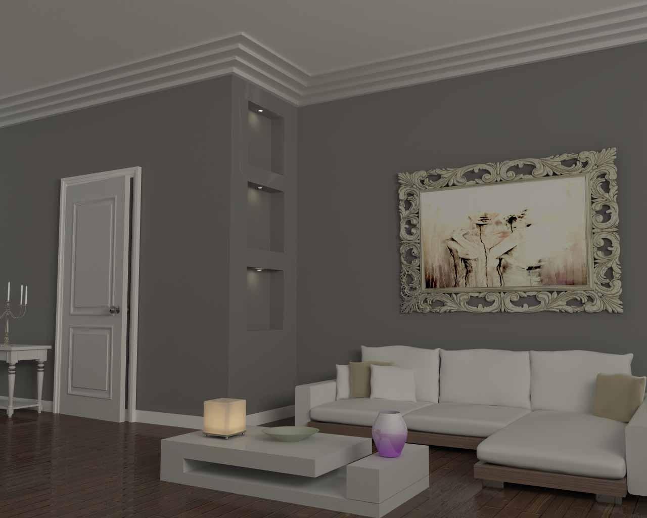 corniche plafond moderne 3 cb531 corniche plafond orac decor 4 2 x 2 6 cm bo te enti re. Black Bedroom Furniture Sets. Home Design Ideas