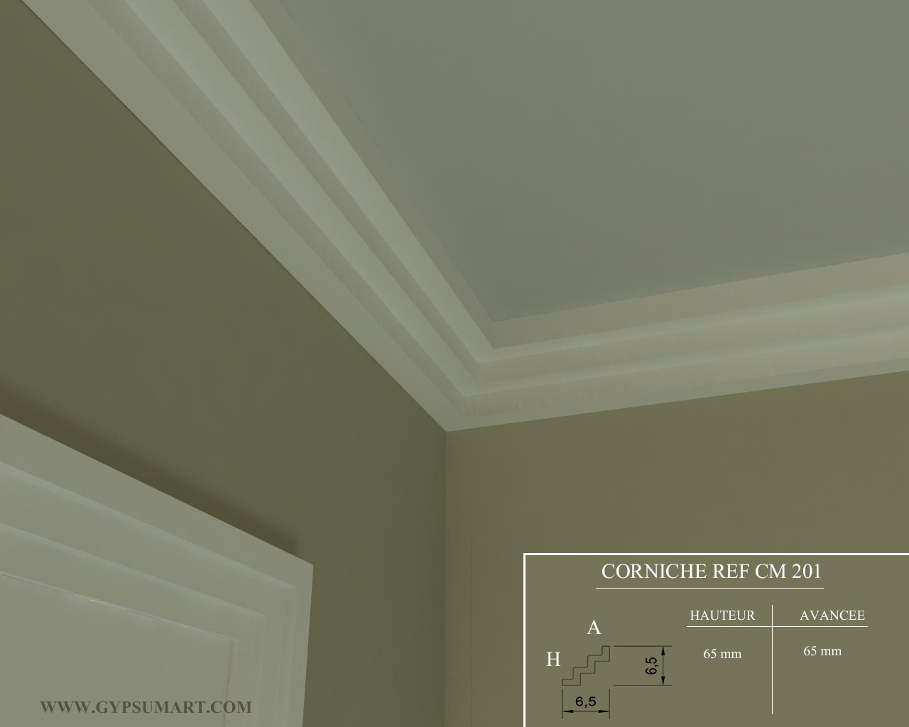 moulure plafond moderne fashion designs. Black Bedroom Furniture Sets. Home Design Ideas