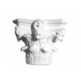 Chapiteau corinthien pour diam 25 - Ref:COL968
