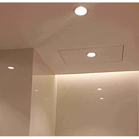 trappe pour faux plafond 30 x 30 gypsum art. Black Bedroom Furniture Sets. Home Design Ideas