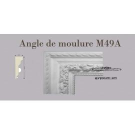Angle de moulure ref M49 A