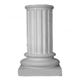 colonne stele hauteur  62 cm diam 18