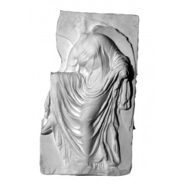 Bas relief Victoire Samothrace GM