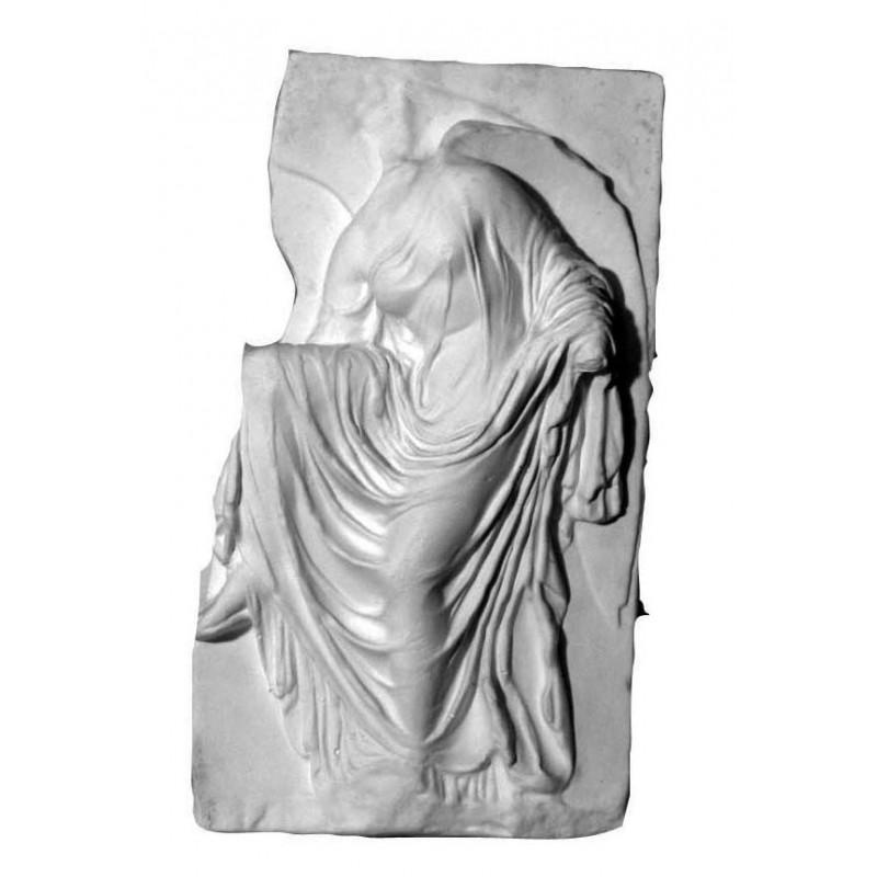 Art Cm Bas Relief Drappée X 100 47 Niké RefB530 Gypsum Gm ymn80vwON