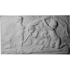 Bas relief 4 saisons PM