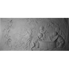 Bas relief 4 saisons GM