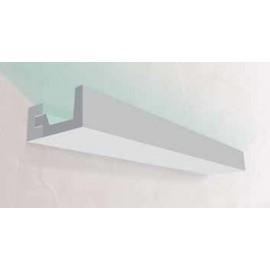 Corniche éclairage 5,5 x 8,5 cm : EF283