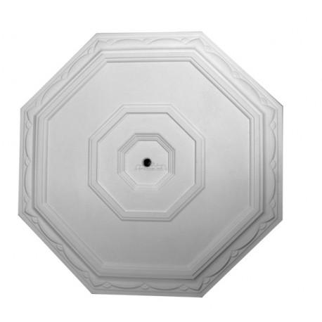 rosace r636 diam 62 cm gypsum art. Black Bedroom Furniture Sets. Home Design Ideas