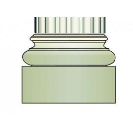 Demi base colonne - Ref:COL946