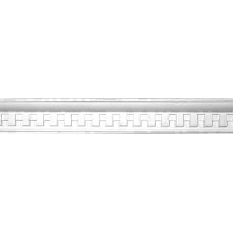 Corniche denticule Ref cde222 dim 10.3 x8.5