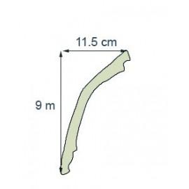 Corniche gorge Ref CG250 dim 9x11.5