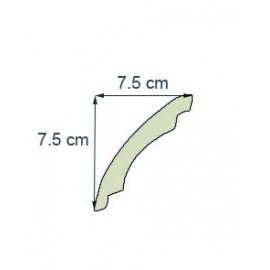 Corniche gorge Ref cg251 DIM 7.5 X 7.5