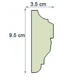 Moulure/cimaise Ref M41